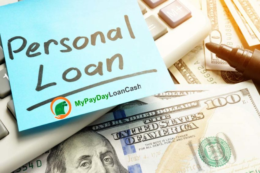 secured personal loan