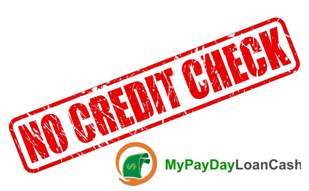 loans no credit check