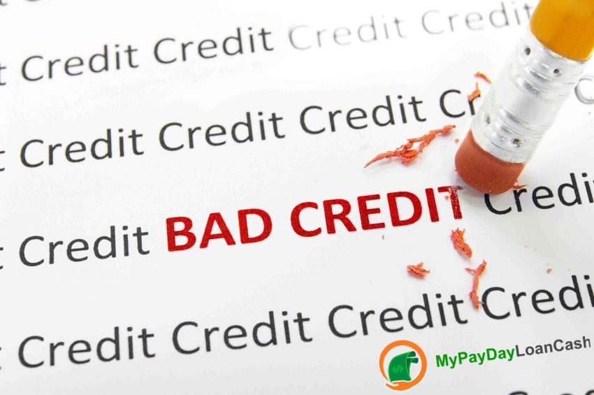 Bad credit loans – when things get worse, they'll change
