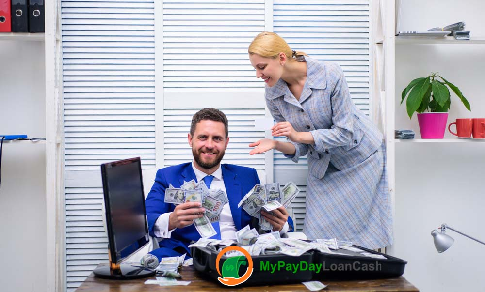 Why do people use payday loan services?