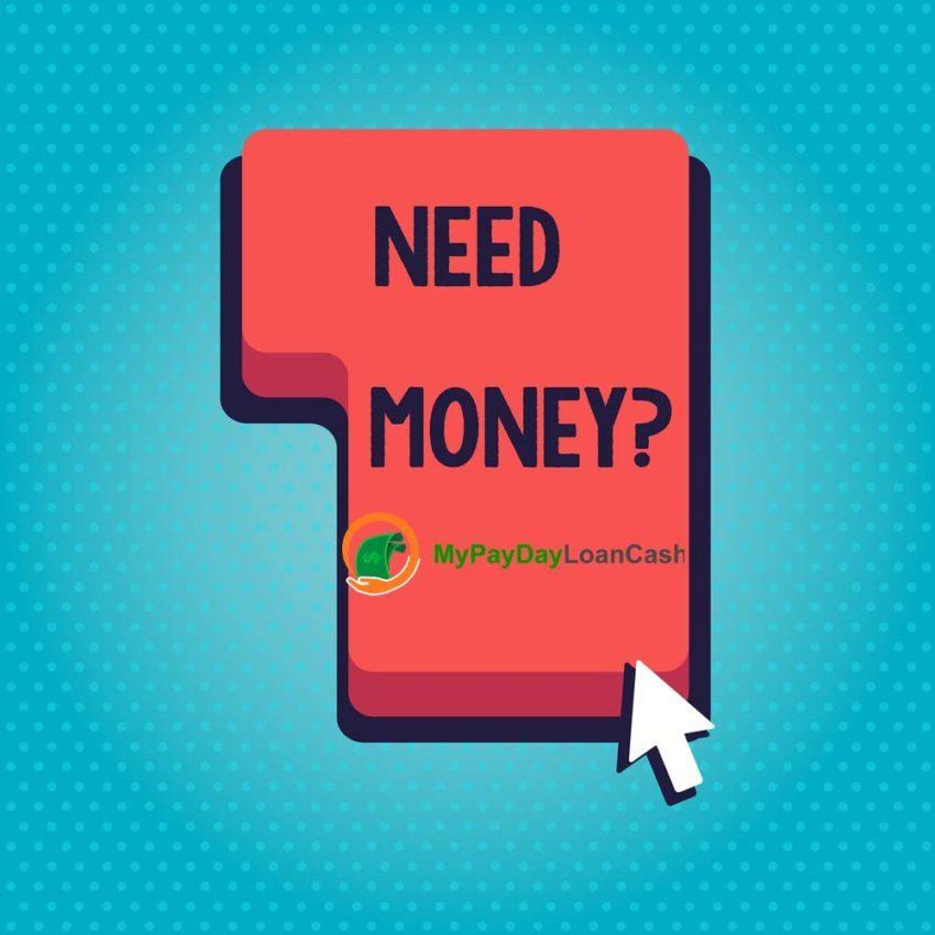 need cash fast