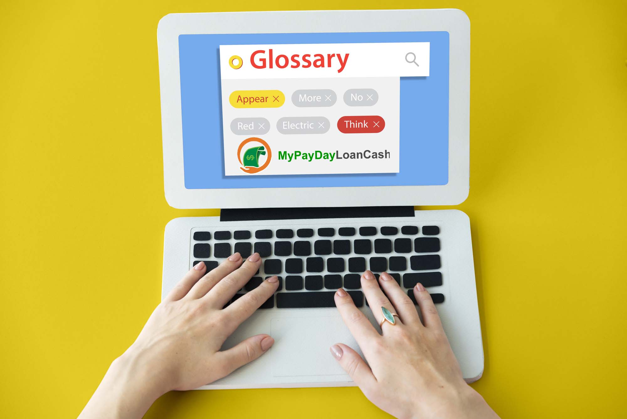 pay day loans glossary image